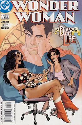 Wonder Woman Vol. 2 (1987-2006) (Comic Book) #170