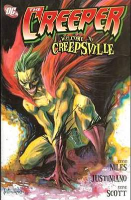 The Creeper: Welcome to Creepsville