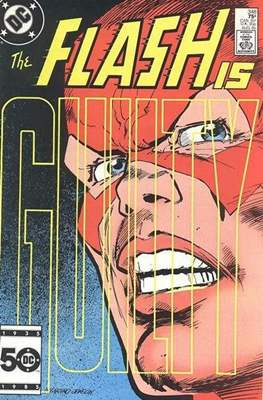 The Flash/Flash Comics (1940-1949, 1959-1985, 2020-) (Comic Book 32 pp) #348