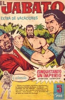 El Jabato. Super aventuras, especiales (1958) #4