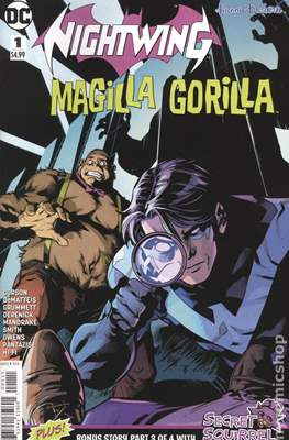Nightwing Magilla Gorilla Special