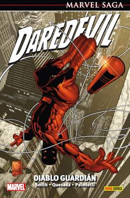 Marvel Saga: Daredevil (Cartoné) #1