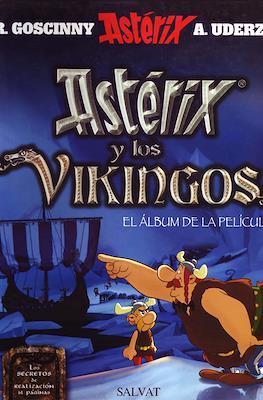 Astérix y los Vikingos - El álbum de la película