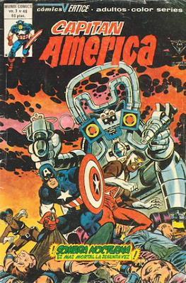 Capitán América Vol. 3 (1975-1980) (Grapa) #46