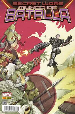 Secret Wars: Mundo de Batalla (2015-2016) (Grapa 48 pp) #2