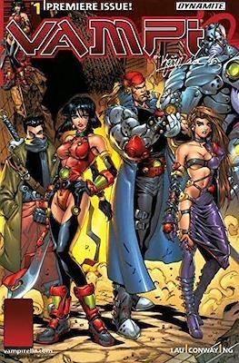 Vampi (Variant Cover) (Comic Book) #1.1
