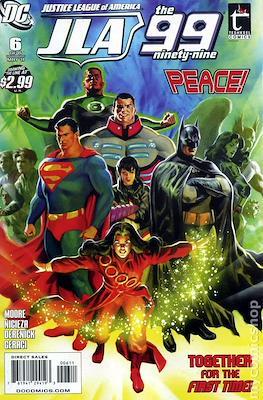 JLA / The 99 (2010) (Comic Book) #6