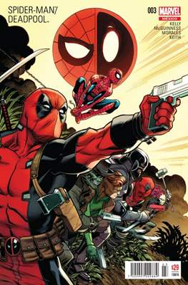 Spider-Man / Deadpool (Grapa) #3