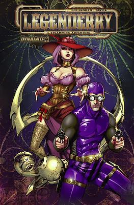 Legenderry (comic-book) #4
