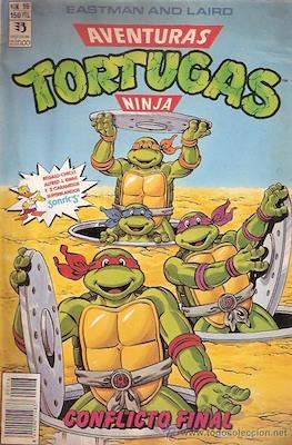 Aventuras Tortugas Ninja (Grapa) #16