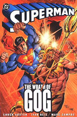 Superman The Wrath Of Gog