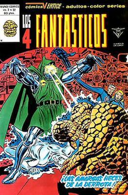 Los 4 Fantásticos Vol. 3 (1977-1980) (Grapa 44 pp) #32