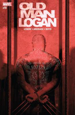 Old Man Logan Vol. 2 (Comic-book) #19