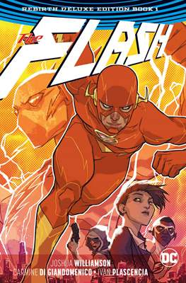 The Flash Rebirth Deluxe Edition (Hardcover) #1