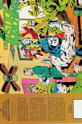 The New Justice Machine (Comic Book) #3