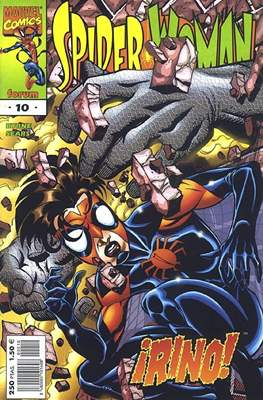 Spider-Woman (2000-2001) (Grapa. 17x26. 24 páginas. Color.) #10