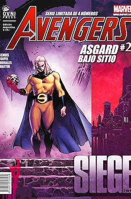 Avengers: Siege - Asgard bajo sitio (Grapa) #2