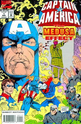 Captain America: The Medusa Effect