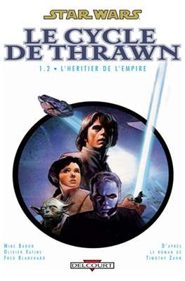 Star Wars. Le Cycle de Thrawn (Cartonné 96-140 pp) #1.2