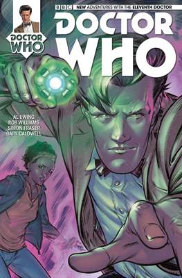 Doctor Who: The Eleventh Doctor (Comic Book) #14