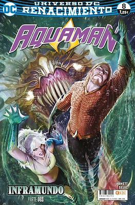 Aquaman. Nuevo Universo DC / Renacimiento (Rústica 72-144 pp) #22/8