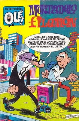Colección Olé! 1ª etapa (Rústica 64 pp) #78