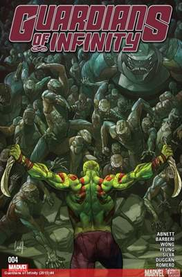 Guardians of Infinity (Comic-book) #4