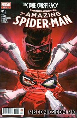 The Amazing Spider-Man (2016-2019) (Grapa) #16