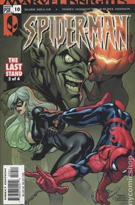 Marvel Knights: Spider-Man Vol 1 (Comic- Book) #10