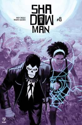 Shadowman (Grapa 32 pp) #8