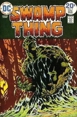 Swamp Thing (1972 1st Series) (Comic Book. 1972 - 1976) #9