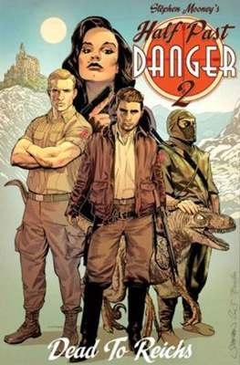 Half Past Danger (Hardcover. 200-128 pp) #2