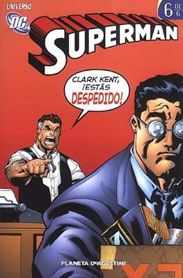 Universo DC: Superman (Rústica 240 páginas) #6