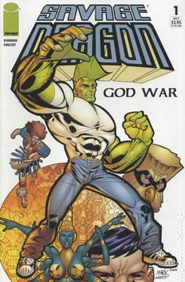 Savage Dragon God War