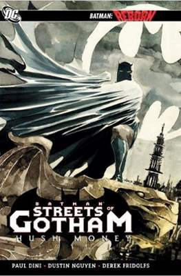 Batman: Streets of Gotham Vol. 1 (2009-2011)
