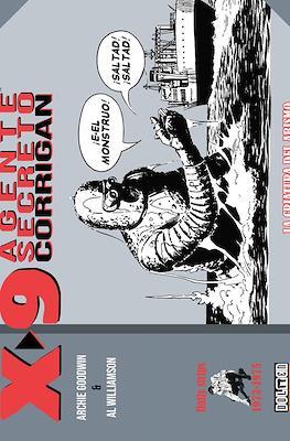 X-9 Agente Secreto Corrigan (Cartoné 192 pp) #5