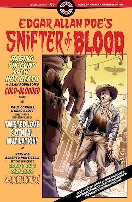 Edgar Allan Poe's Snifter of Blood #5
