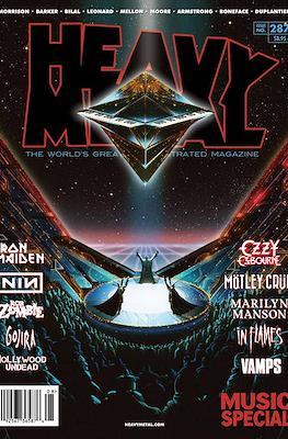 Heavy Metal Magazine (Grapa) #287