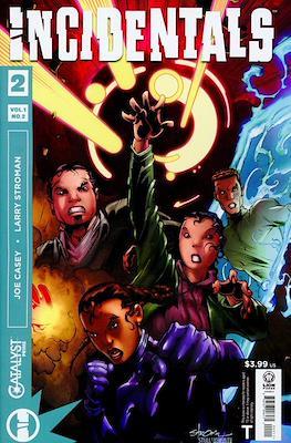 Incidentals (Comic book) #2