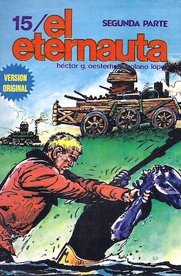 El Eternauta. Segunda Parte - Versión Original (Revista) #15