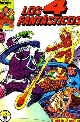 Los 4 Fantásticos Vol. 1 (1983-1994) #2