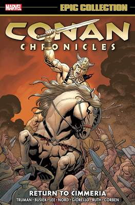 Conan Chronicles Epic Collection (Softcover 496 pp) #3