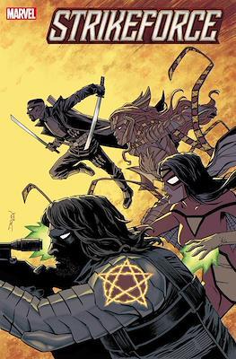 Strikeforce (2019- Variant Cover) (Comic Book) #3