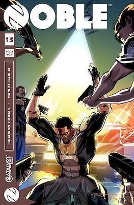 Noble (Comic book) #13
