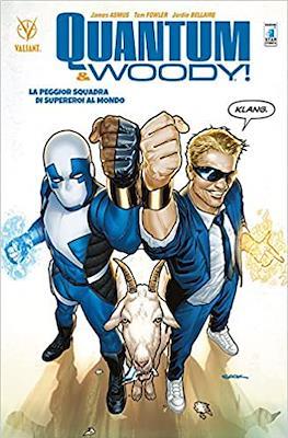 Quantum & Woody (Brossurato) #1
