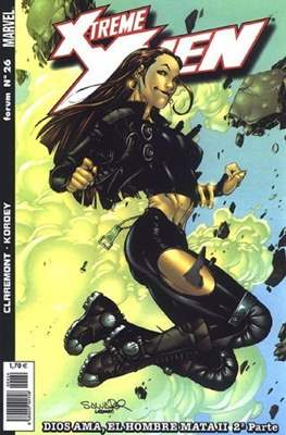 X-Treme X-Men (2002-2005) (Grapa) #26