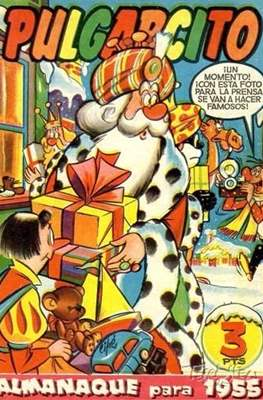 Pulgarcito. Almanaques y Extras (1946-1981) 5ª y 6ª época #11