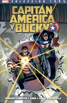 Capitán América y Bucky. 100% Marvel