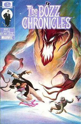 The Bozz Chronicles (Comic Book) #4