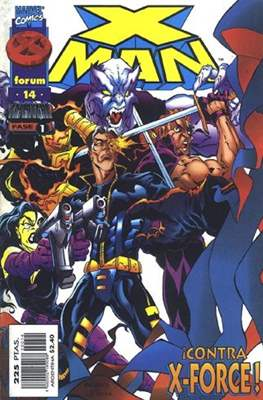 X-Man Vol. 2 (1996-2000) (Grapa 24 pp) #14
